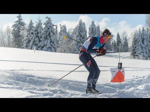 World University Ski Orienteering Championships 2018. Sprint