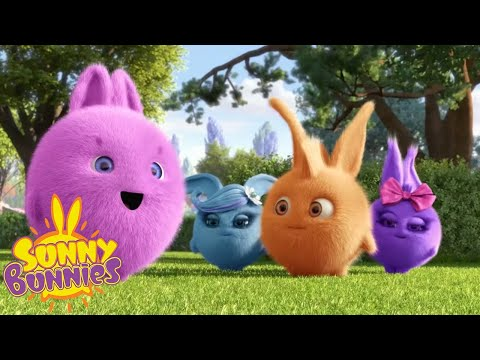 Cartoons For Children | SUNNY BUNNIES - WE ARE OFF TO THE BEACH | New Episode | Season 3 | Cartoon