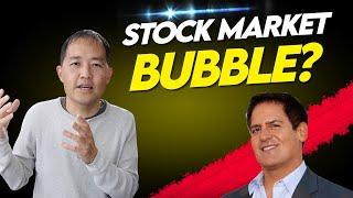 Mark Cuban WARNS of Stock Market Bubble (reaction video) (Ep. 103)