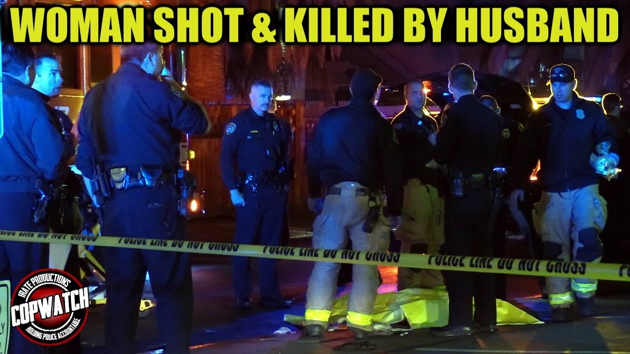 Woman Shot & Killed by Husband Outside Home in City Heights | Exclusive Footage