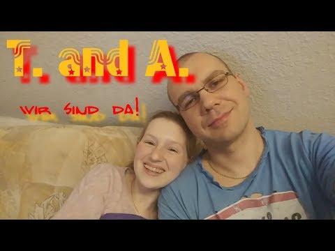 Haare schneiden | Virginia ihr Versteck | Vlog 22 | T. and A.
