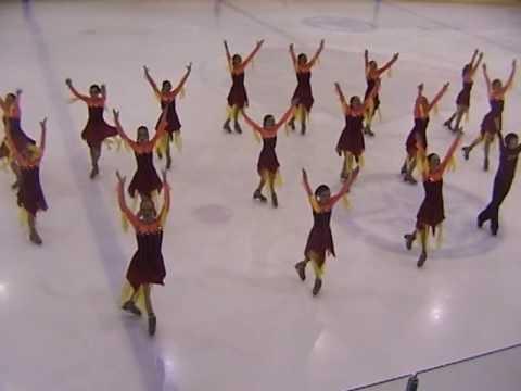 Revolution 2006 ISI Synchronized Skating Championships Teen Initial Round