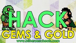 Bit Heroes Hack - Cheats For Gems And Gold 2017