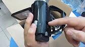 Видео обзор экшн-камеры JVC GC-XA1 Action Cam Review. Конкуренты .