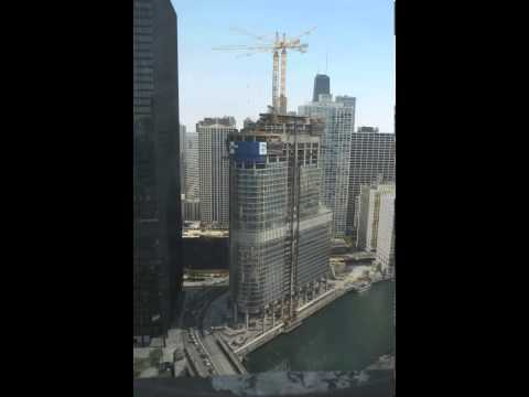 Trump Tower: 92 stories in just under 3 minutes
