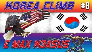 N3ac3y Korea Climb #8 - E Max Nasus (Full Game)