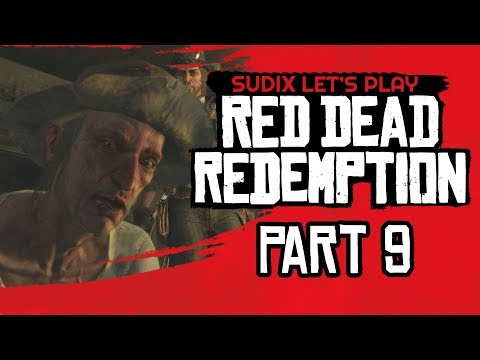 Let's Play: Red Dead Redemption (Part 9) - Treasure Hunting with Seth!