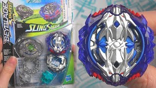 NEW HASBRO VICE LEOPARD L4 UNBOXING AND TESTING | Beyblade Burst Super Z ベイブレードバースト 超ゼツ