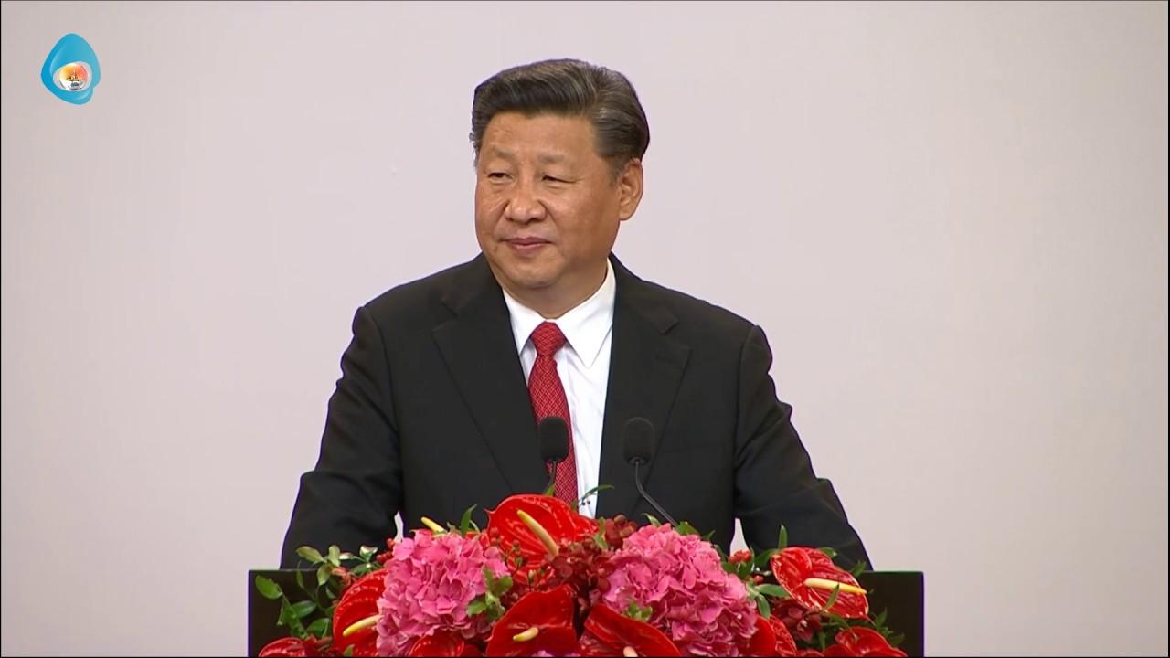 習近平在香港特別行政區政府欢迎晚宴發表重要講話