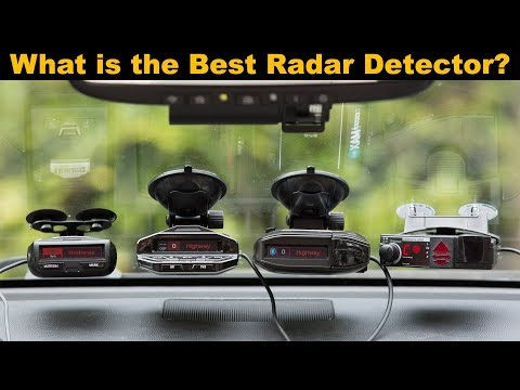 What is the Best Radar Detector of 2017? Uniden R3 vs. Redli