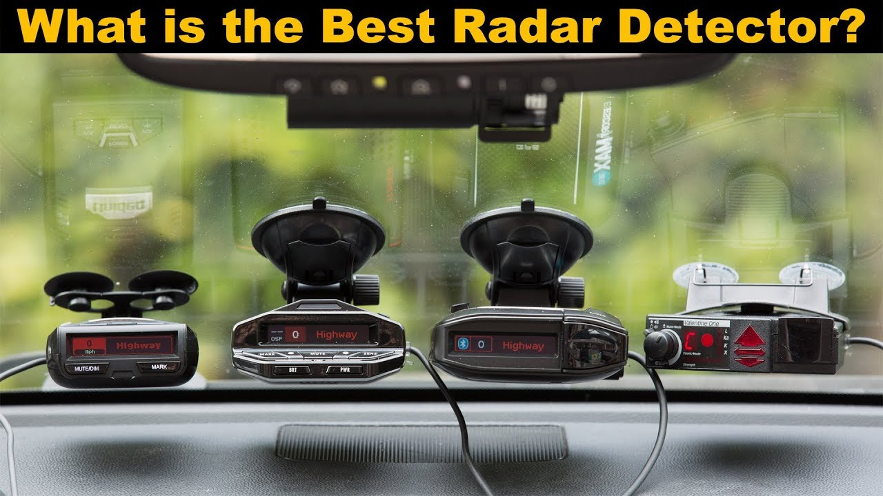 What Is The Best Radar Detector Of 2018 Uniden R3 Vs