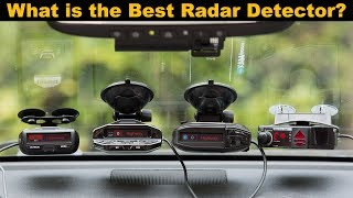 What is the Best Radar Detector of 2018? Uniden R3 vs. Redline EX vs. Max360 vs. Valentine One