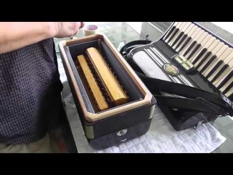 Accordion Repair part 1