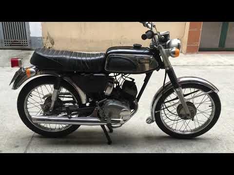 Yamaha Hs1 90cc 1969
