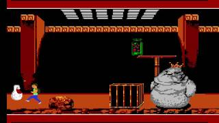 [TAS] [Obsoleted] NES David Crane's A Boy and His Blob: Trouble on Blobolonia by Ky[...] in 01:41.73