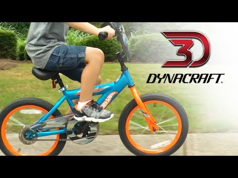 RIDE IN STYLE WITH THESE DYNACRAFT BIKES! | A Toy Insider Play by Play