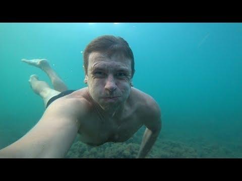 Широкая Балка. Самое чистое море, пляж, жильё, цены, развлечения. (Папа Может)