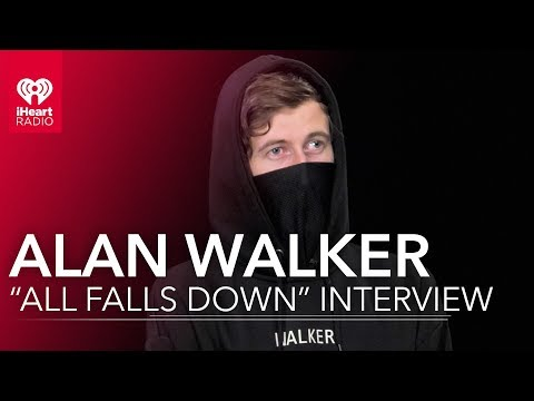 "Alan Walker ""All Falls Down"" Interview"
