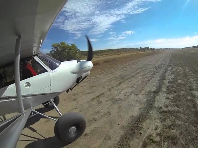 Take Off La Garita Ranch Wing