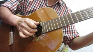 Gambar cover lost in space , fingerstyle guitar cover