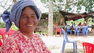 Cambodia || Rural life in Takeo