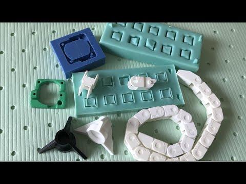 Литье пластмассы в домашних условиях