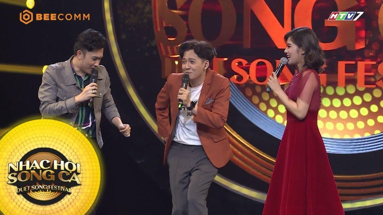 Ngô Kiến Huy nhảy đến thoát vị đĩa đệm vì Hoàng Yến Chibi | Best Cut Nhạc Hội Song Ca mùa 2