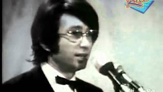 Nicola Di Bari - La prima cosa bella (Primera cosa bella) (retro video con musica editada) HQ