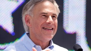 Texas Attorney General Greg Abbott Announces His Run For Governor