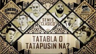 PBA Governors' Cup 2018 Highlights: Magnolia vs Barangay Ginebra Semifinals Game 4 Nov 16, 2018