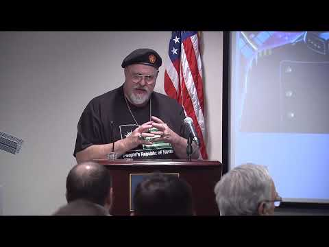 SciFi author David Weber speaks at NavyCon, part 13 of 13
