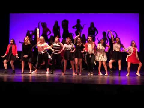 Bella's Finale - Pitch Perfect 2 - Arrowhead High School Broadway Company
