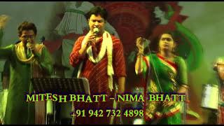 DANDIYA 6-8 BY...MITESH BHATT -NIMA BHATT.....+91 94273 24898.