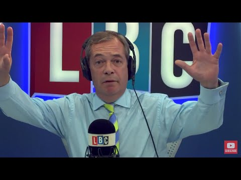 The Nigel Farage Show: If May stays, Corbyn will be PM? Live LBC - 4th October 2017