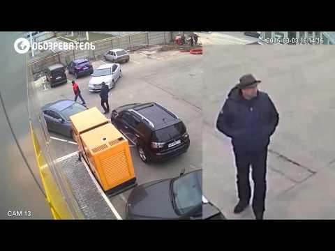 В Киеве орудует
