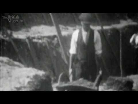 The Sutton Hoo ship burial: excavation