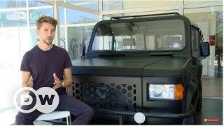 Kenya kendi otomobilini kendi üretiyor - DW Türkçe