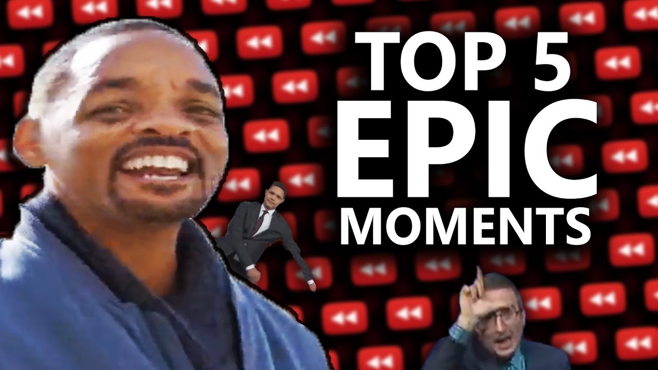 Top 5 Most EPIC Moments from YouTube Rewind 2018