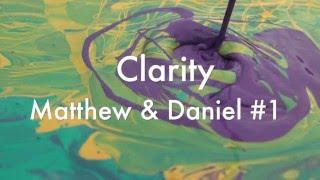 Matthew & Daniel #1 Book Trailer