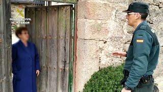 La Guardia Civil intensifica su esfuerzo en los núcleos rurales