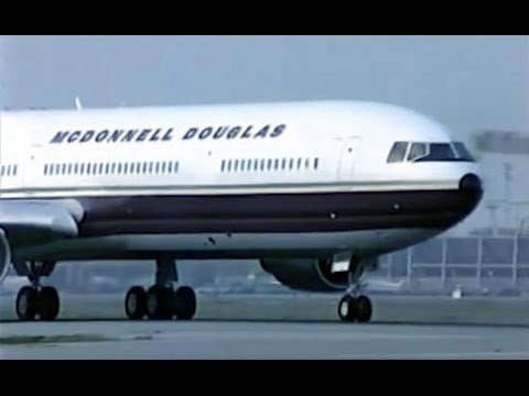 McDonnell Douglas MD-11 Promo Film #1 - 1991