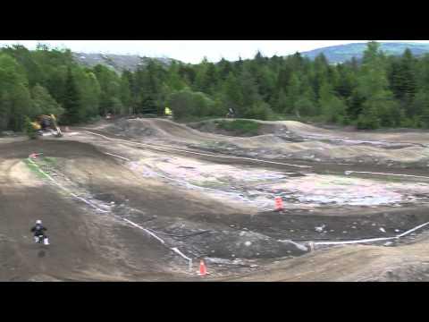 Vidéo 3 Course Motocross au parc MX Thetford Mines 2 juin