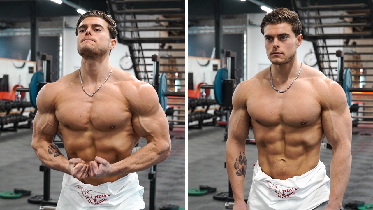 Download MY TRAINING SPLIT TO BUILD LEAN MUSCLE   Push Day Workout