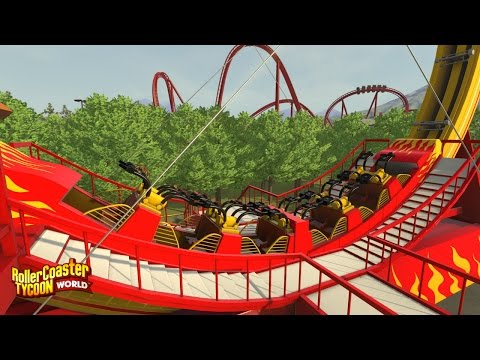 Roller Coaster Tycoon World News | Release Date Announced and Beta Information!!! (Blog Post #19)