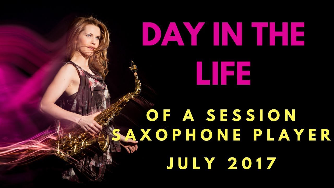the life of a saxophone player An objective and a subjective look at saxophone history made of young sax a clarinet player this was the crowning event in the life of the inventor, though.