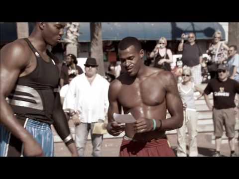 NBA Live 10 - Dwight Howard Dunks at Venice Beach