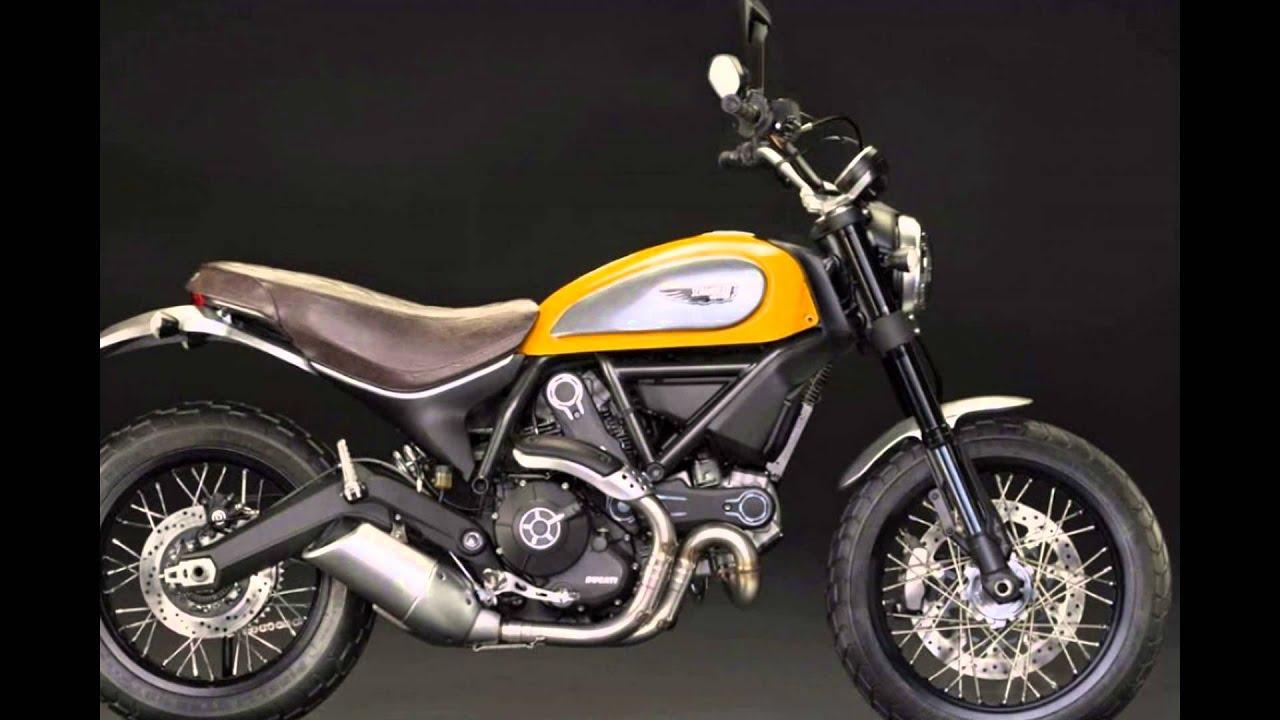 Modifikasi Ducati Motorcycle Scrambler