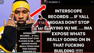 Tory Lanez ACCEPTS HUSH $ from Interscope & REFUSES to INFORM the Culture of...