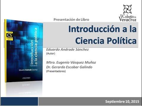 """Presentación del Libro: """"Introducción a la Ciencia"""
