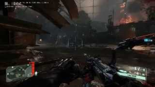 Gameplay CRYSIS 3 ULTRA SETTINGS GTX 680 (max Graphics)
